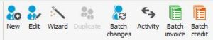 Sage Batch Changes