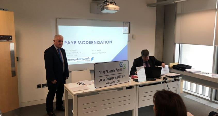 Paye Modernisation
